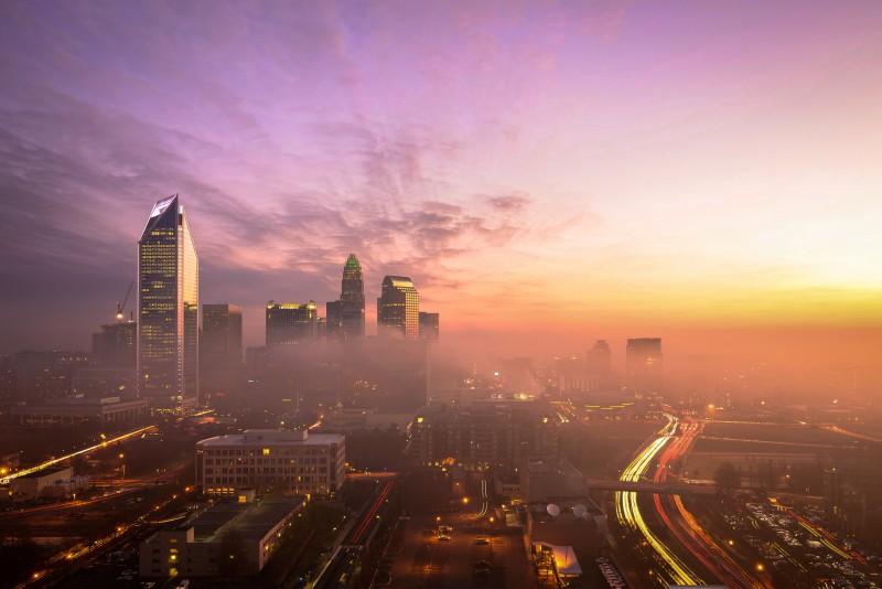 Image of city landscape